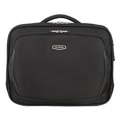 X'Blade 4.0 Laptop shoulder bag, 38 x 45 x 16cm, black