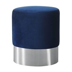Chandler Stool, W40 x H45 x D40cm, blue