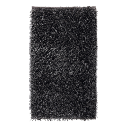 Kemen Bath mat, 60 x 100cm, dark