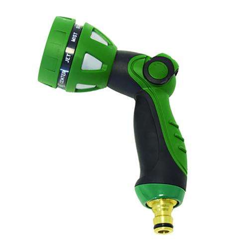 Spray gun, H22 x W16cm, green