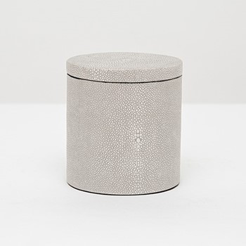 Manchester Canister, H11.5cm, sand
