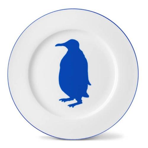 Penguin Dinner plate, 26cm