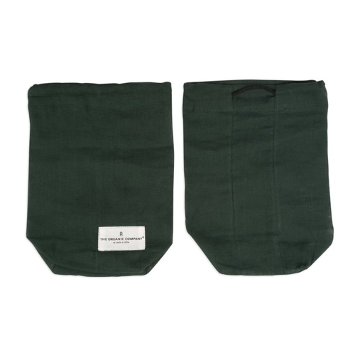 Small food bag, 22 x 16cm, Dark Green