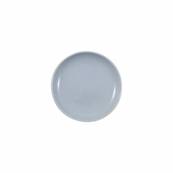 Shell Bisque Set of 4 small plates, 12.7cm, Blue