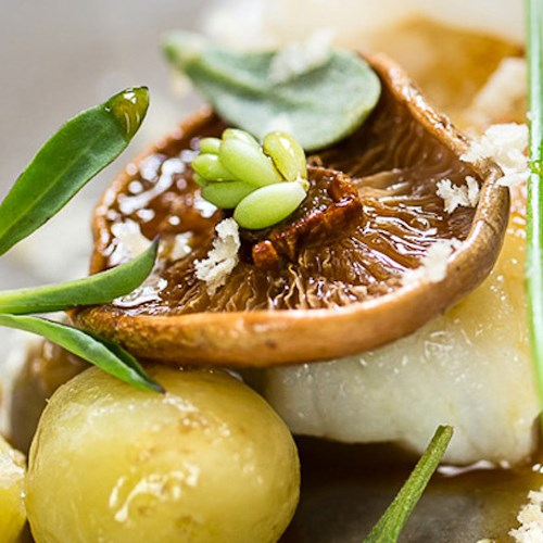 Two night Michelin-starred foodie getaway for two