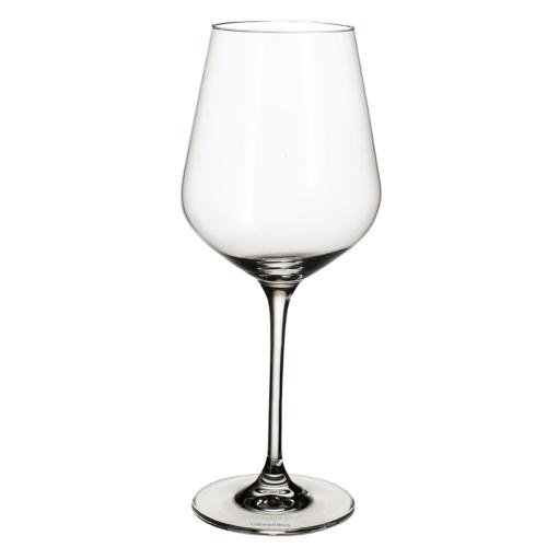 La Divina Set of 4 burgundy wine glasses, 680ml, Crystal Glass