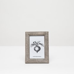 "Oxford Photograph frame, 4 x 6"", sand"