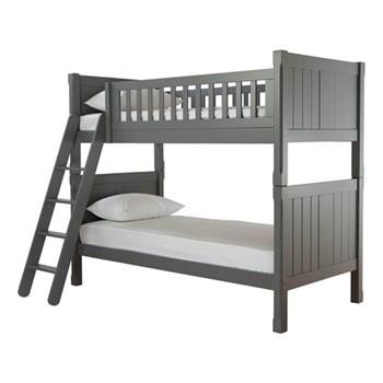 Charterhouse Bunk bed, H168 x L203 x W100cm, dark grey