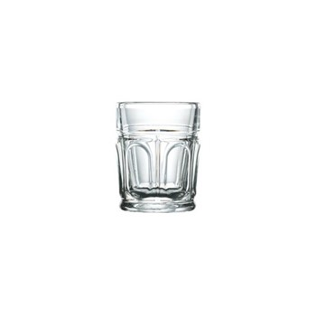 After Medaillion Set of 6 shot glasses, 6cl, clear