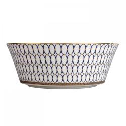 Renaissance Gold Round serving bowl, 25cm