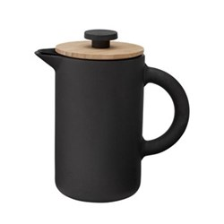Theo Filter coffee jug, 0.8 litre, black