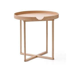Round table H45 x W45 x D45cm