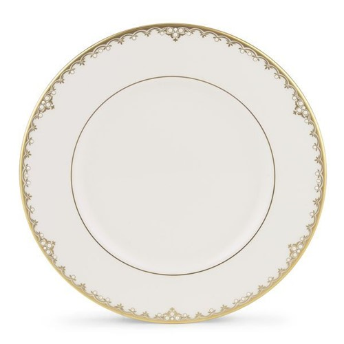 Federal Gold Accent plate, 22cm