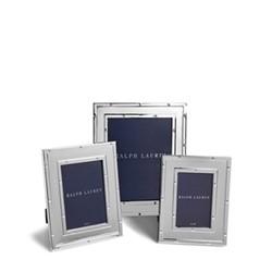 "Bleecker Photograph frame, 5 x 7"", silver"