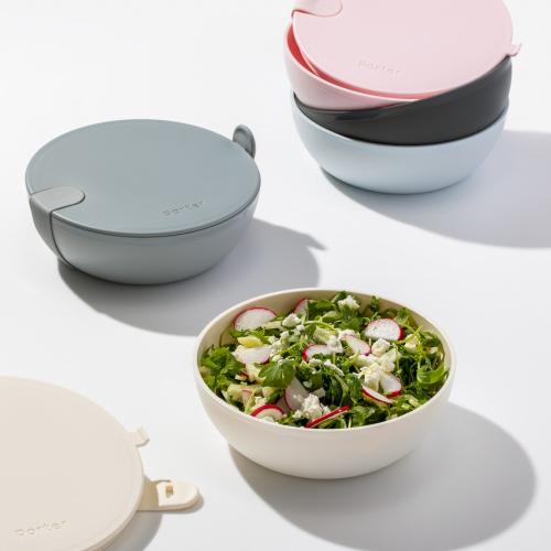 Porter Lunch bowl, Dia19cm, Slate