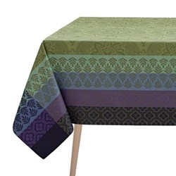 Bastide Tablecloth, Dia150cm, olive