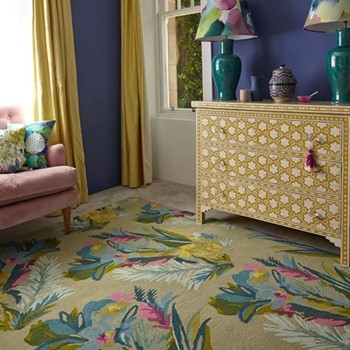 Jungle Tufted rug, Large