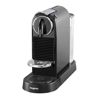 CitiZ - M195 Coffee machine by Magimix, black