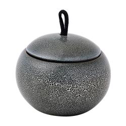 Ugo Beauty box, L11.5 x W9 x 9.5cm, olive black