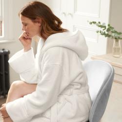 Hydrocotton Unisex bath robe, Medium