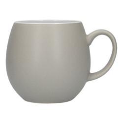 Pebble Mug, H9cm, putty