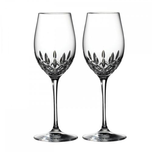 Lismore Essence Pair of white wine glasses