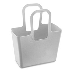 Tasche Large bag, H54 x W44 x L21.5cm, organic grey