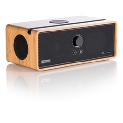 Dock E30 Wireless speaker, L29 x W15 x D10cm, bamboo