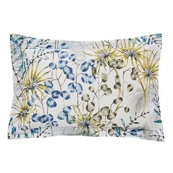 Postelia Oxford pillowcase, L48 x W74cm, lagoon