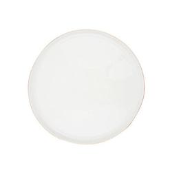 Abbesses Metallics Set of 4 large plates, 26.7cm, Gold Rim