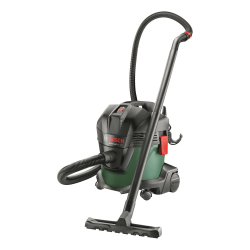 UniversalVac 15 Corded vacuum cleaner, Green