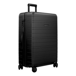 H7 Large check-In trolley suitcase, W52 x H77 x D28cm, black