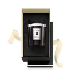 Dark Amber & Ginger Lily Cologne intense home candle, 200g