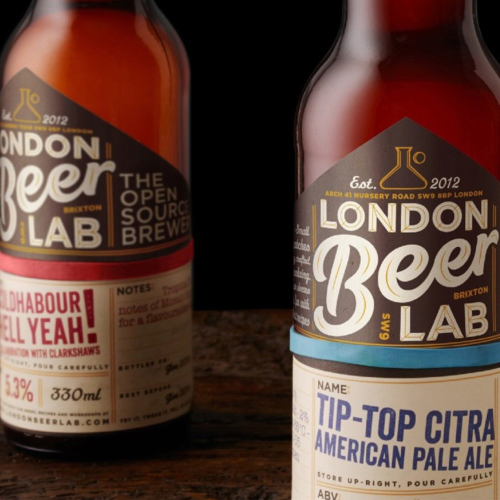 Beer making workshop and tasting for one at the London Beer Lab