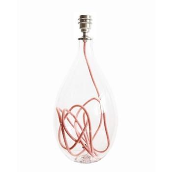 Rose Flex Lamp base, H46cm, rose