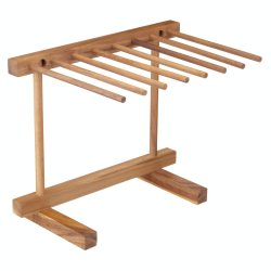 World of Flavours - Italian Pasta drying stand, 30 x 36 x 2.5cm