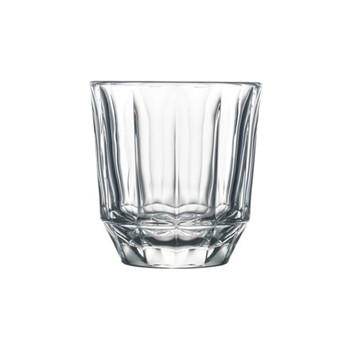 City Set of 6 goblet glasses, 25cl, clear
