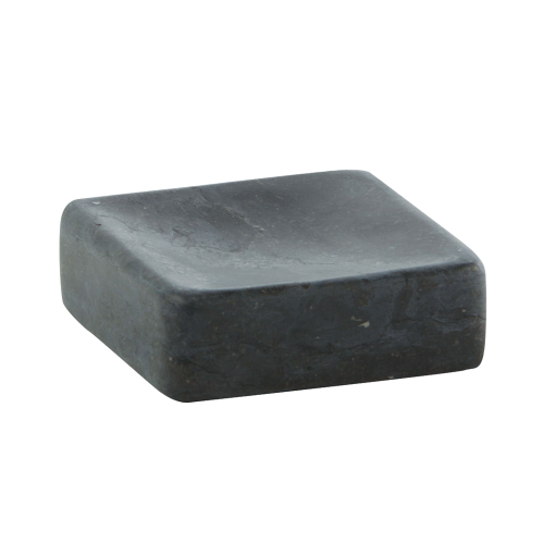 Hammam Soap dish, dark grey