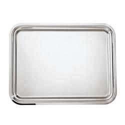 Elite Rectangular tray, 20 x 28cm, Stainless Steel