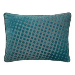 Rivo Cushion, L30 x W50cm, emerald