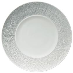 Mineral Blanc Buffet plate, 32cm