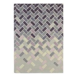 Agave Rug, 170 x 240cm, ash grey