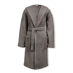 Player Bath robe, large/extra large, Pebble