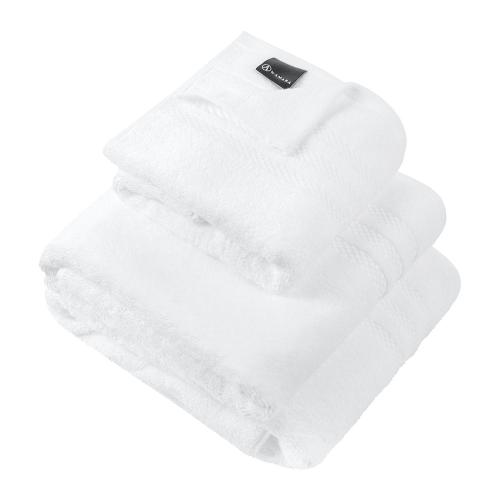 Egyptian Cotton Bath sheet, 90 x 150cm, white
