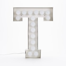 Vegaz T Letter light, H60cm