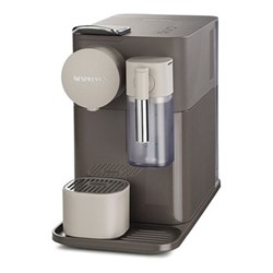 Lattissima One EN500BW Coffee machine by De'Longhi, Capacity - 1 Litre, brown