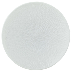 Mineral Blanc Bread plate, 16cm