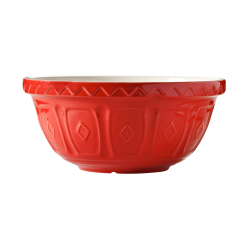 Colour Mix Mixing bowl, 29cm, Red