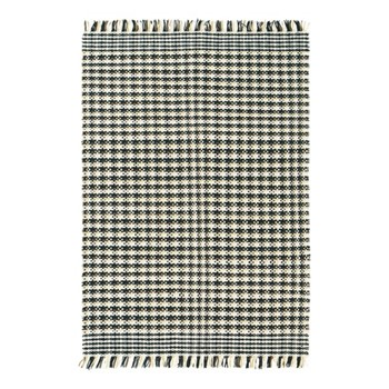 Atelier Coco Rug, 160 x 230cm, black/brown