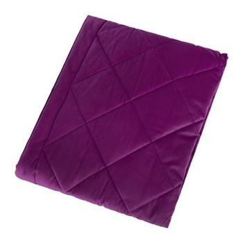 Velvet bedspread W140 x L200cm
